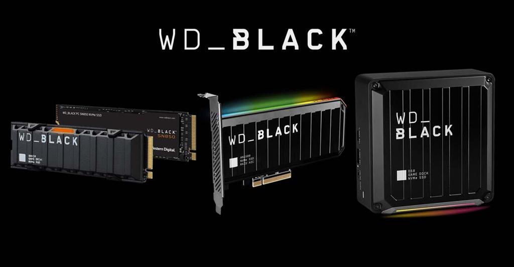 WD Black Series