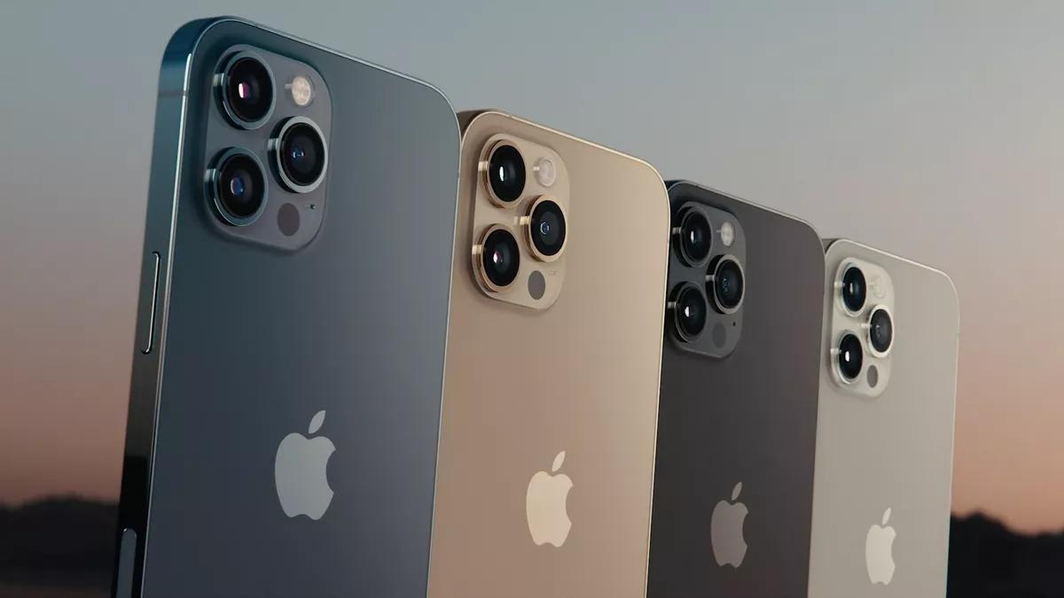 Warna iPhone 12 Pro
