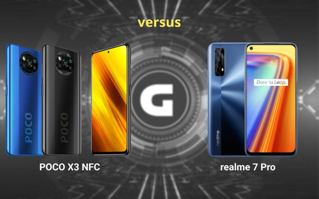 poco x3 nfc vs realme 7 pro indonesia