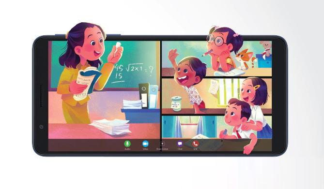 samsung semangat tetap sekolah Samsung Telkomsel