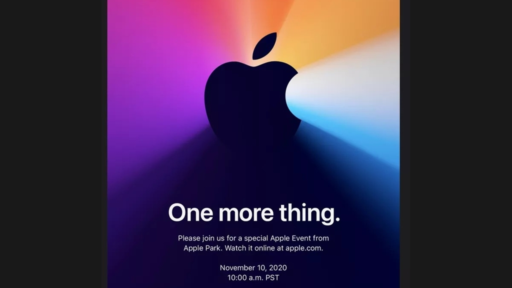 Apple Event 10 November