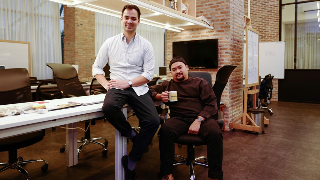 Co-founder & CEO Fabelio