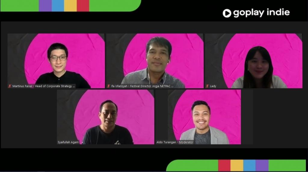 Peluncuran GoPlay Indie