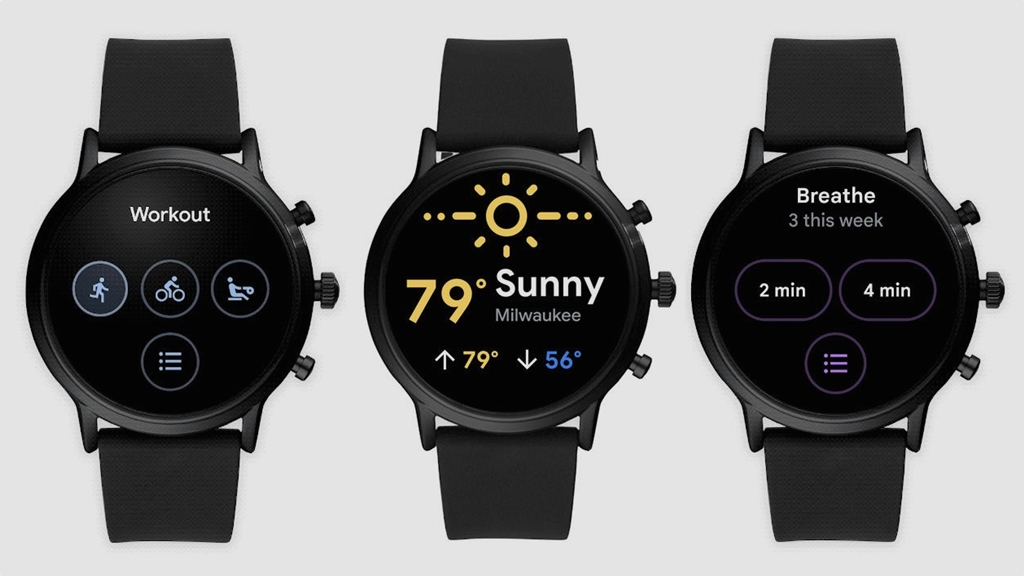Google Fit - Wear OS