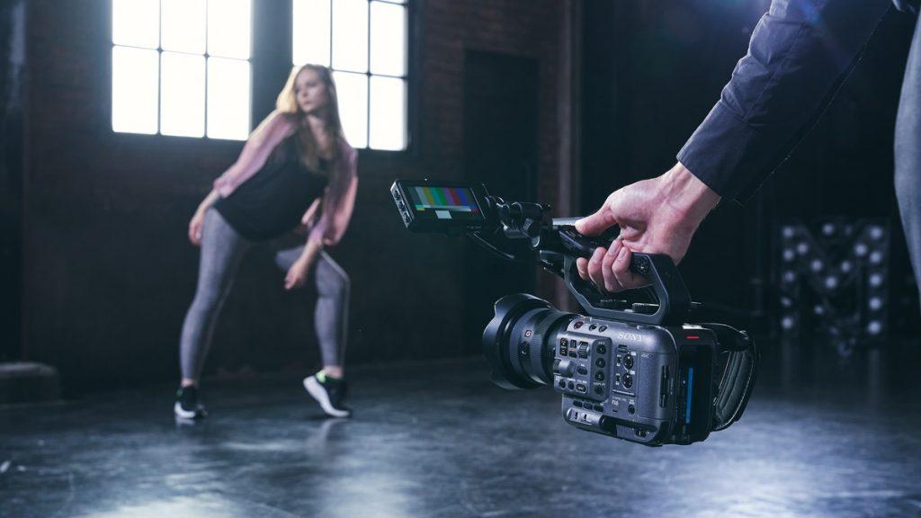 Hasil foto Sony FX6