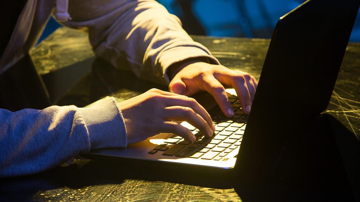 Ilustrasi Ancaman Keamanan Siber