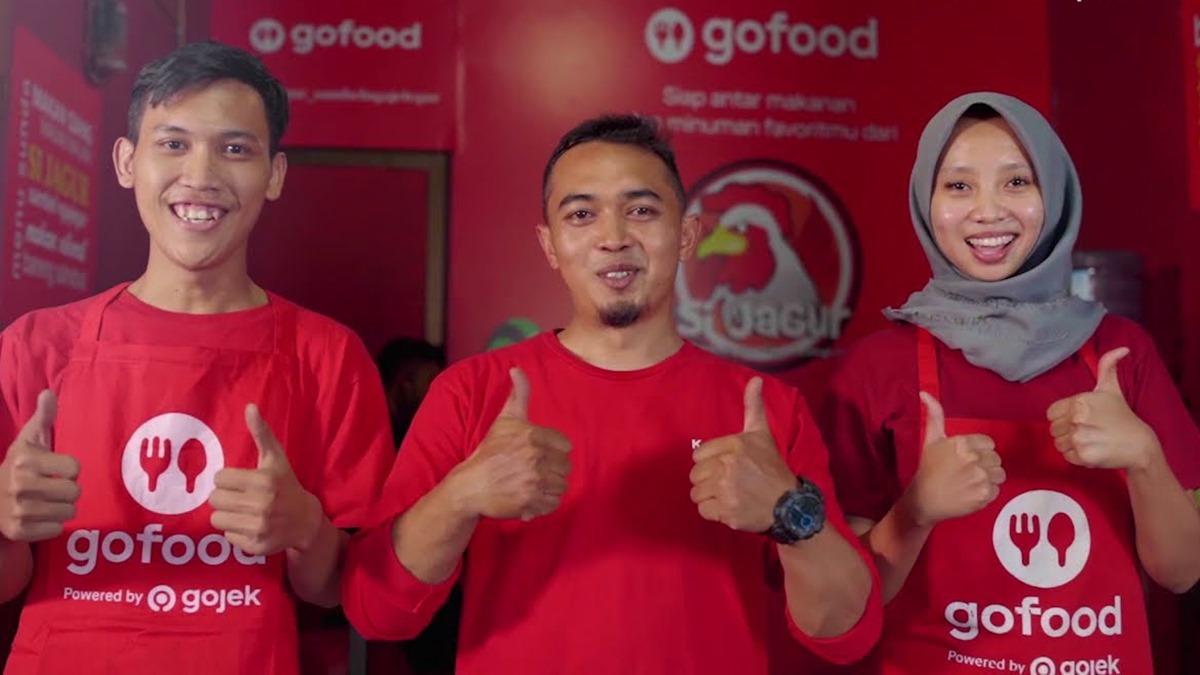 Komunitas Partner GoFood