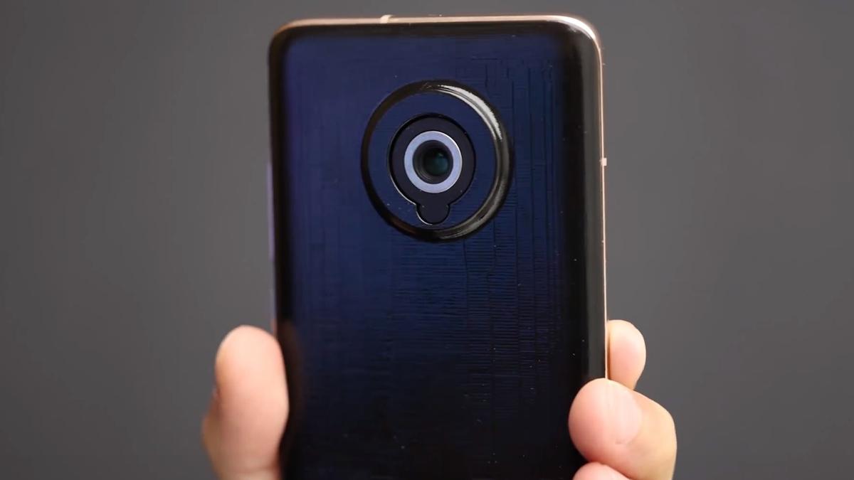 Lensa Teleskopik Xiaomi