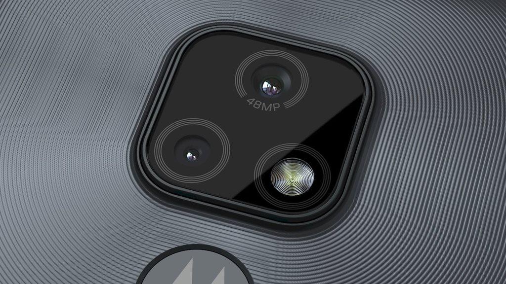 Kamera Moto E7