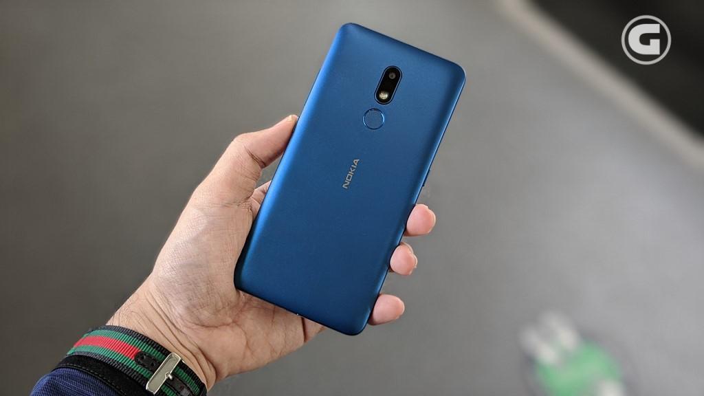 Desain Nokia C3