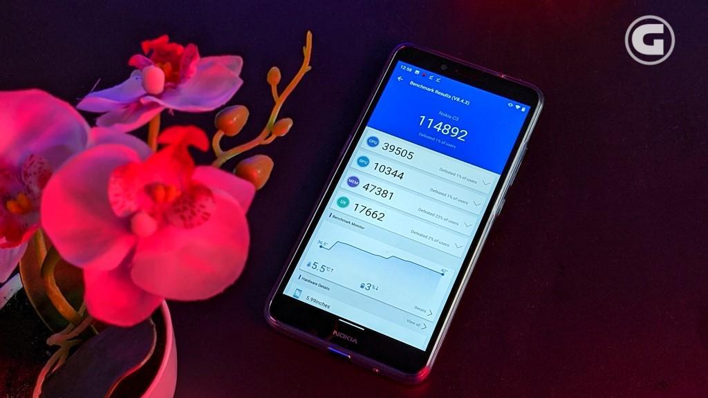 Antutu Nokia C3
