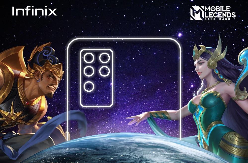 Pre-Launch Infinix Note 8 Mobile Legends