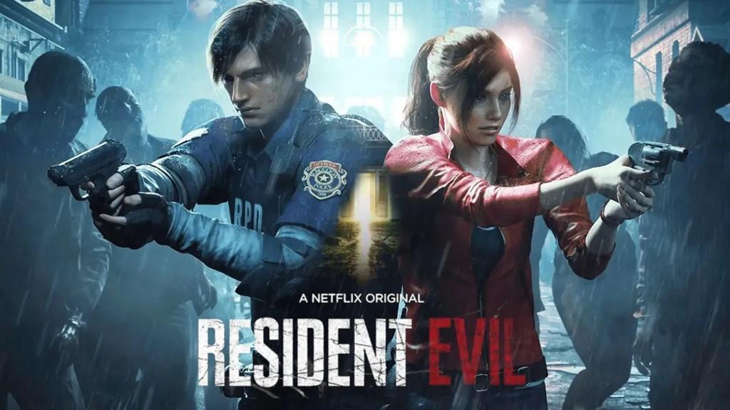 Resident Evil - Infinite Darkness