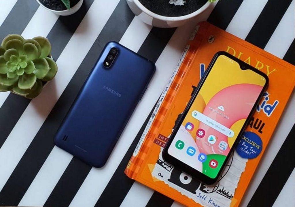 Samsung Galaxy 01 harga