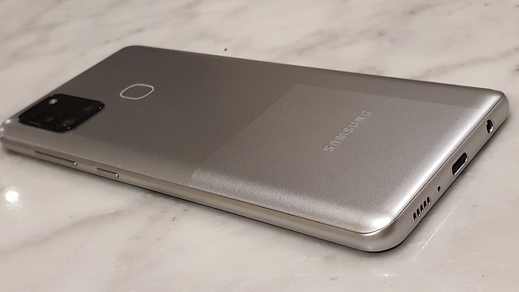 Samsung Galaxy A21s Silver