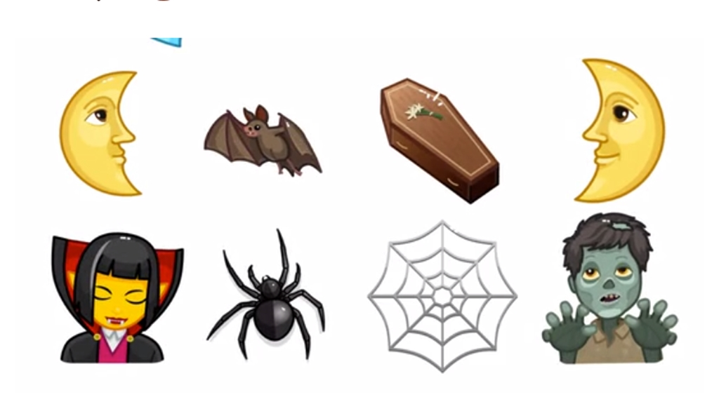 Telegram Halloween Update