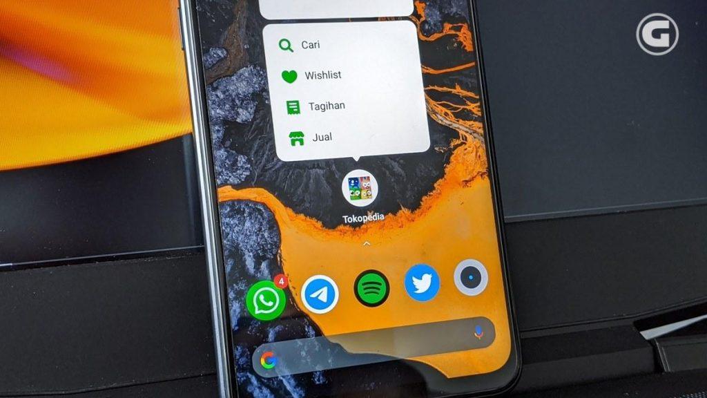 Tokopedia Android