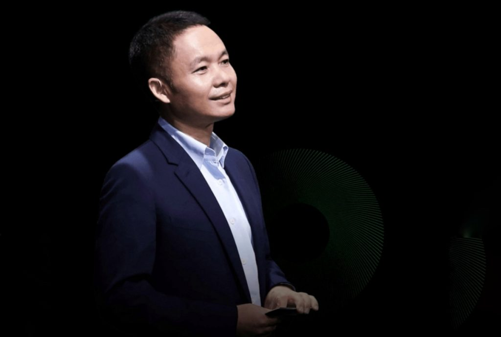 Tony Chen Pendiri dan Chief Executive Officer CEO OPPO