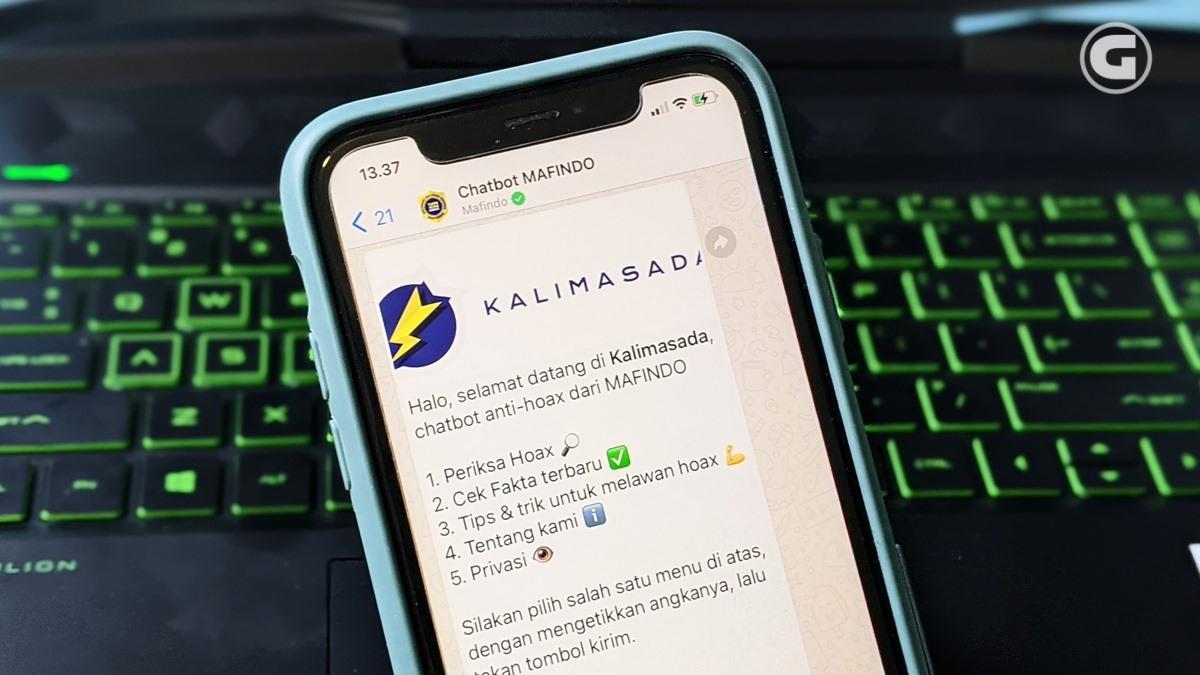 WhatsApp Chatbot MAFINDO
