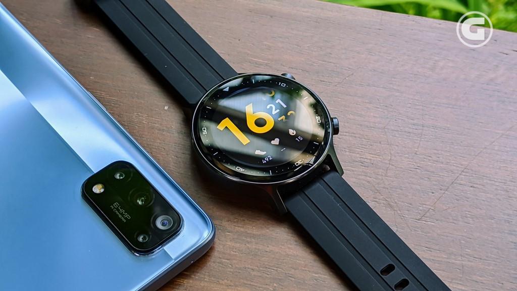 Desain realme Watch S
