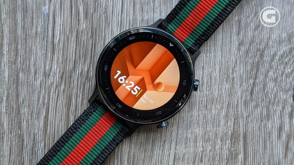 Layar realme Watch S