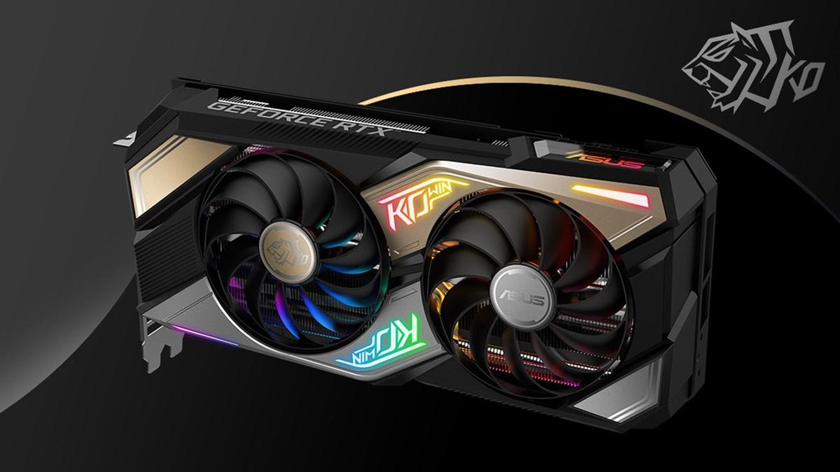ASUS KO Gaming RTX 3060 Ti