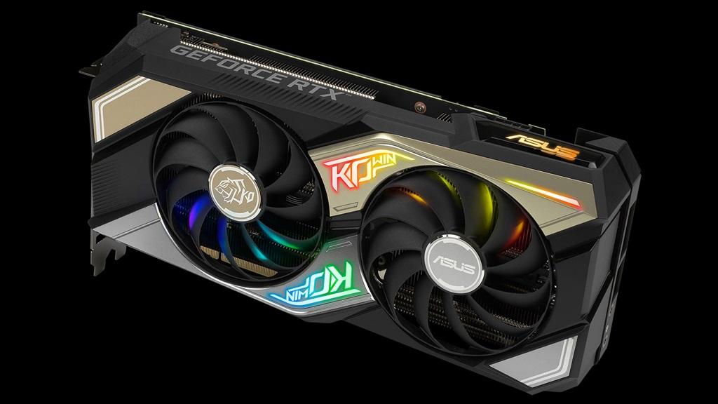 ASUS KO Gaming RTX 3060 Ti - 002