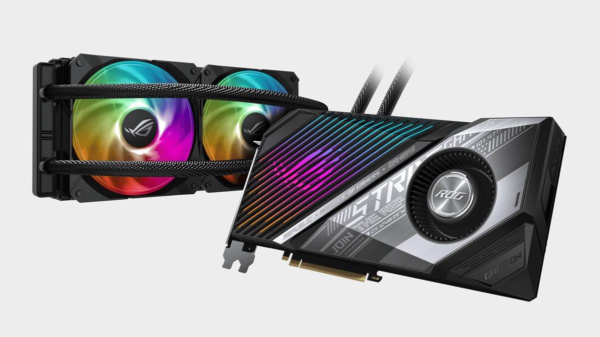 ASUS ROG Strix LC Radeon RX 6900 XT