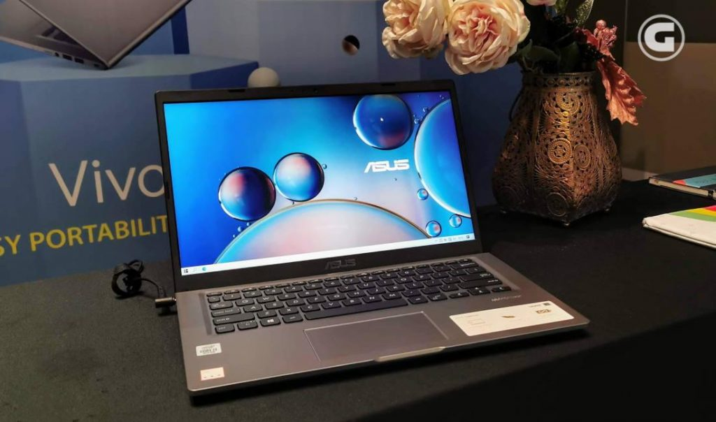 ASUS VivoBook 14 A416 layar