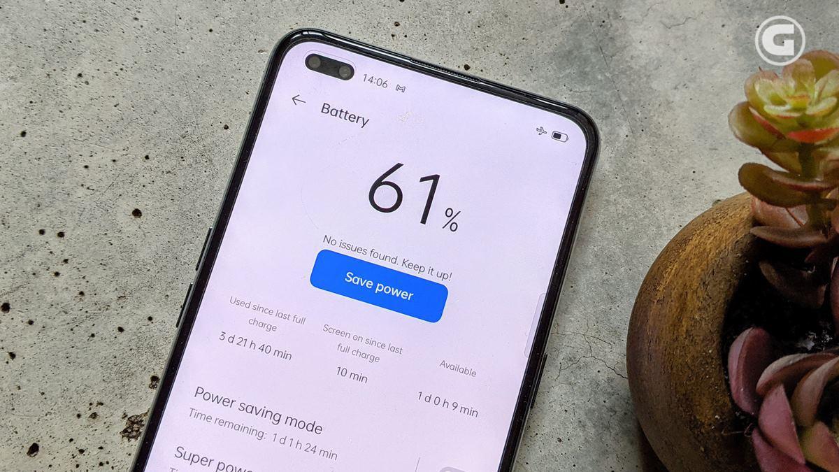 Baterai smartphone OPPO
