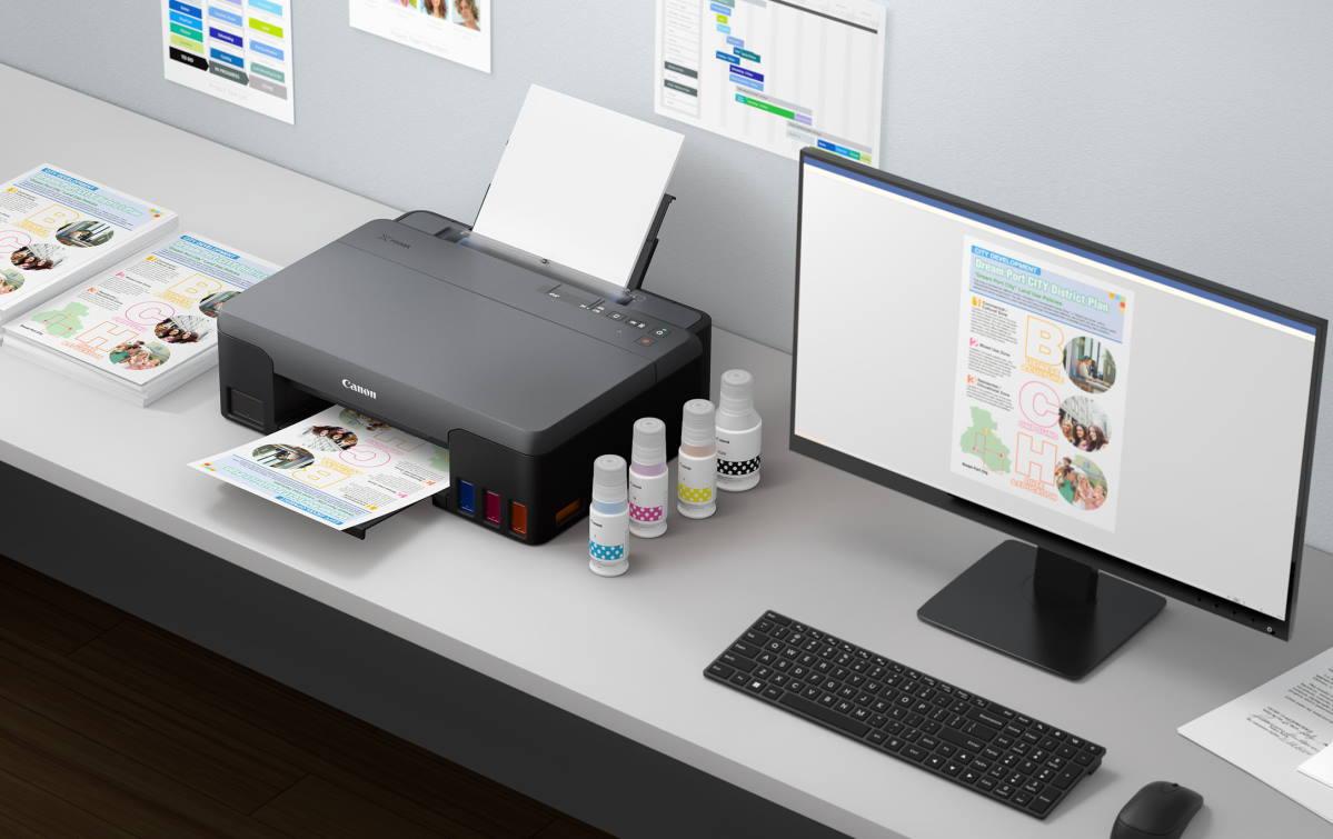 Printer ink tank Canon PIXMA G1020 _b