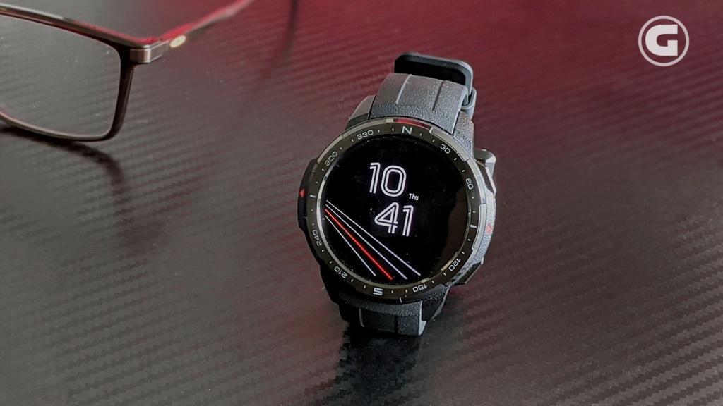 Tampilan Honor Watch GS Pro