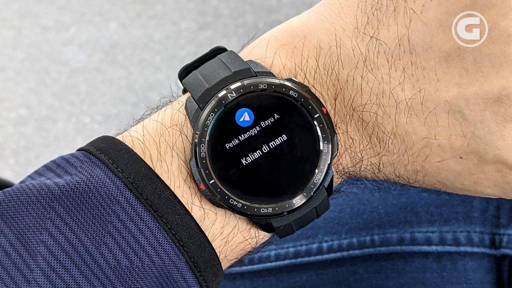 Notifikasi Honor Watch GS Pro