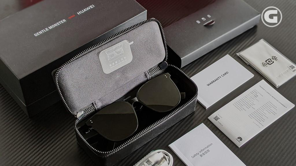 Kelengkapan Huawei Gentle Monster Eyewear II