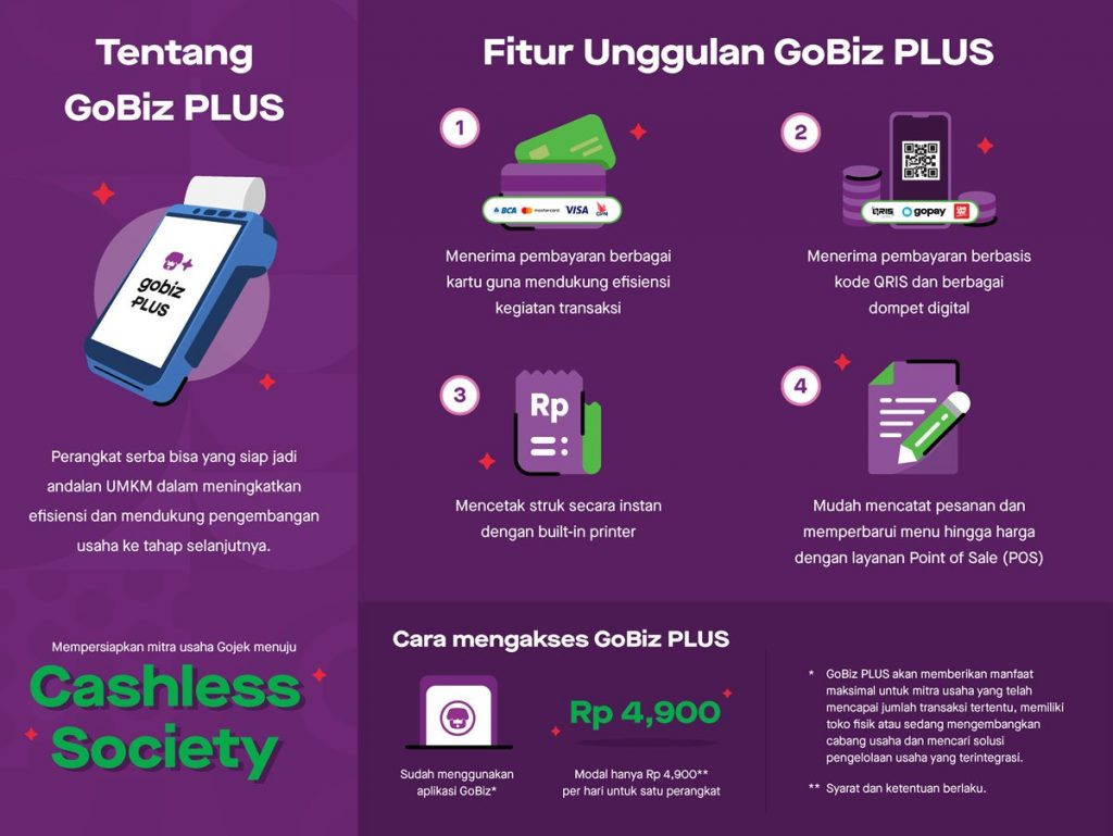 Keunggulan GoBiz PLUS