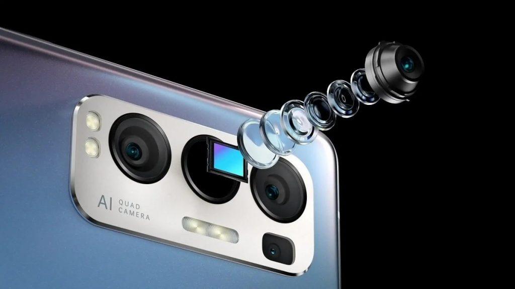 Kamera OPPO Reno5 Pro+