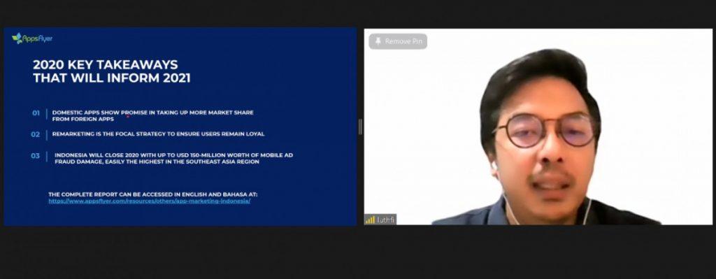 Luthfi Anshari, Manajer Sukses Pelanggan Senior, SEA, AppsFlyer
