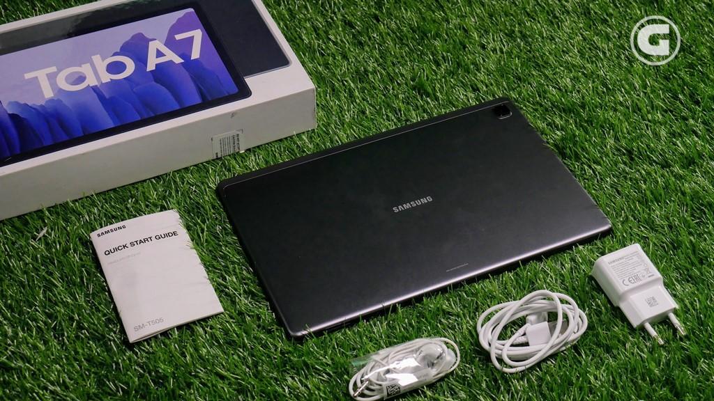 Kelengkapan Galaxy Tab A7