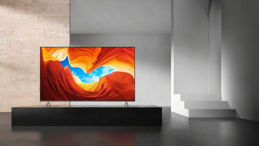 Sony X9000H Smart TV