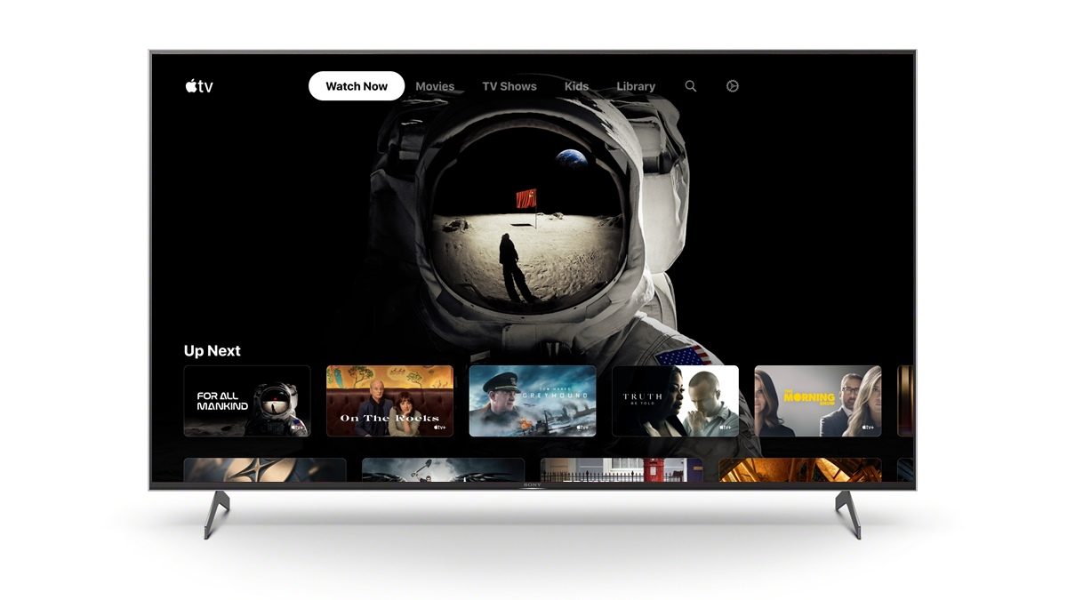 Sony X9000H - Apple TV