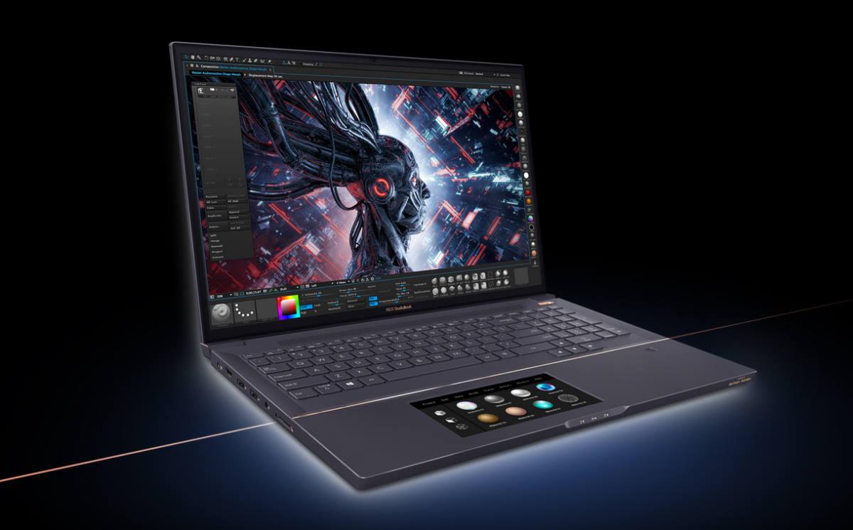ASUS StudioBook Pro X W730