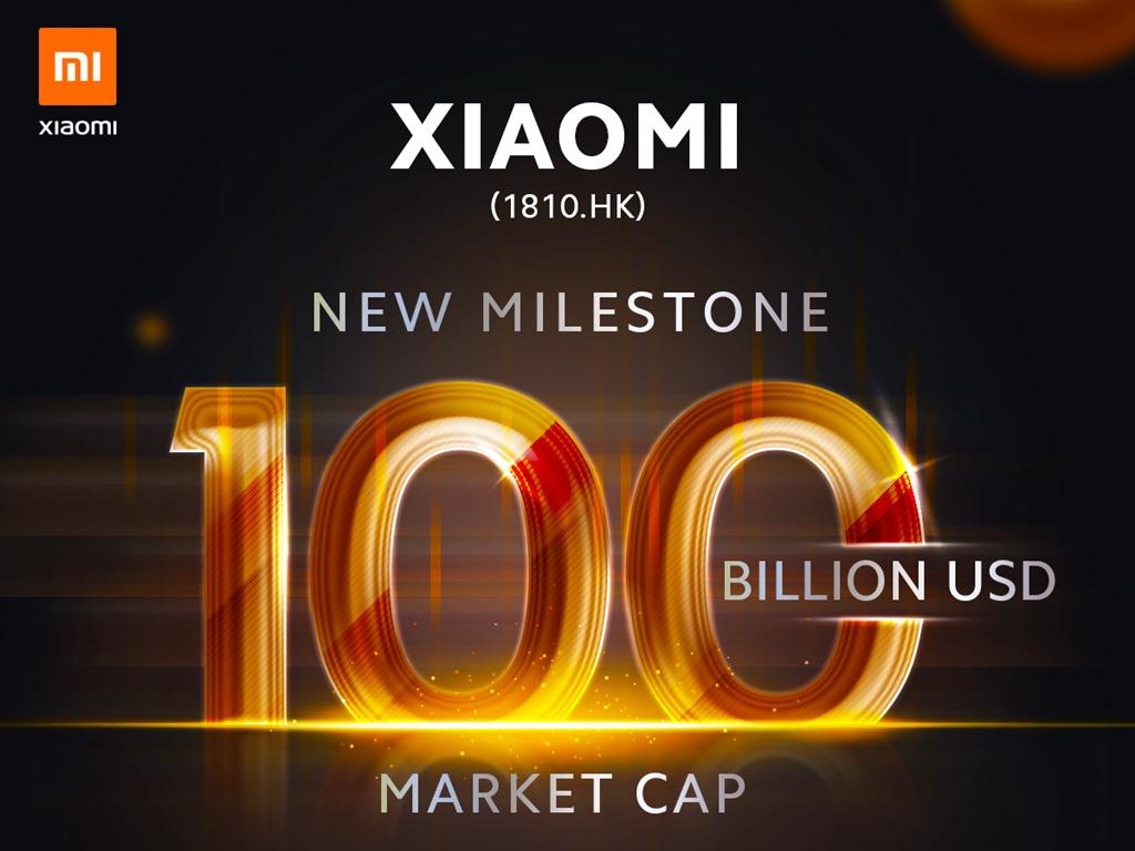 Xiaomi 100 Billion USD