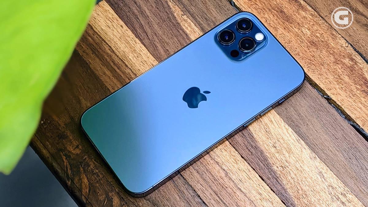 Desain iPhone 12 Pro