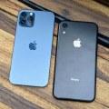 iPhone 12 Pro vs iPhone XR