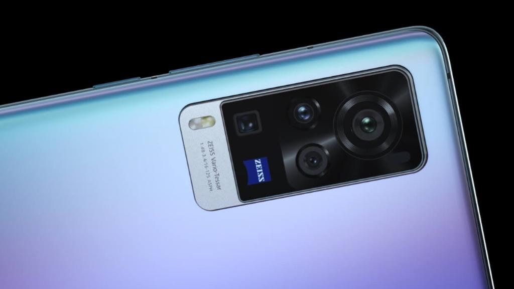 Kamera vivo X60 Pro