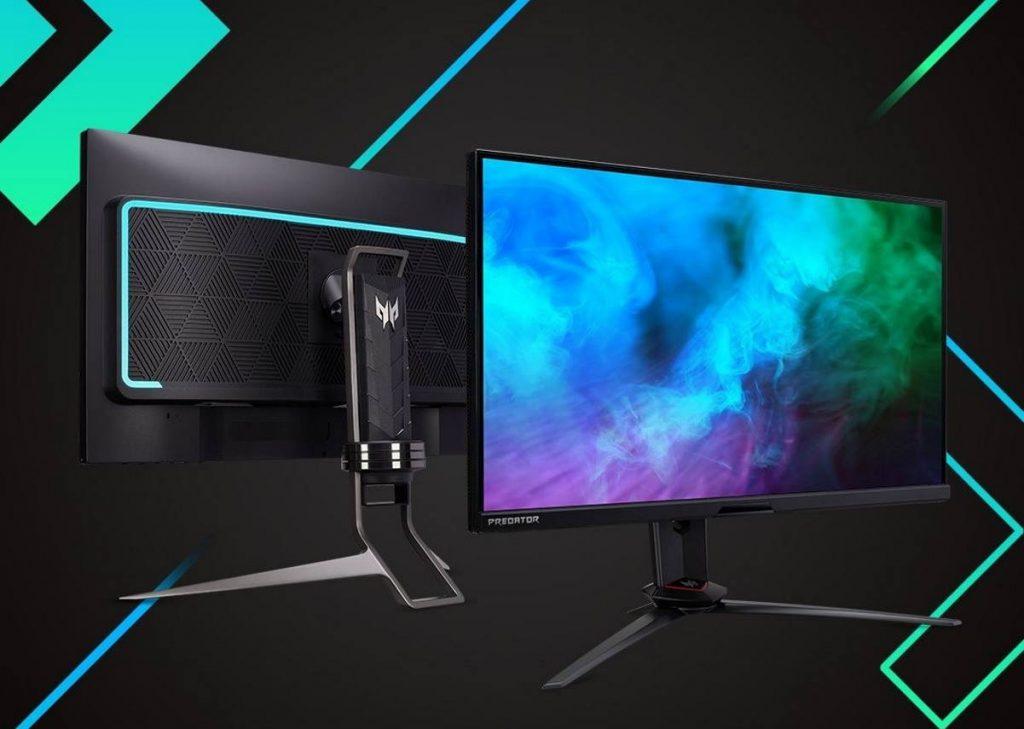 Acer Predator XB3 monitor 1