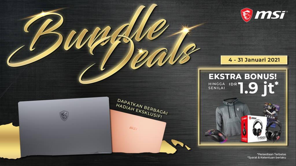 Bundle Deals MSI