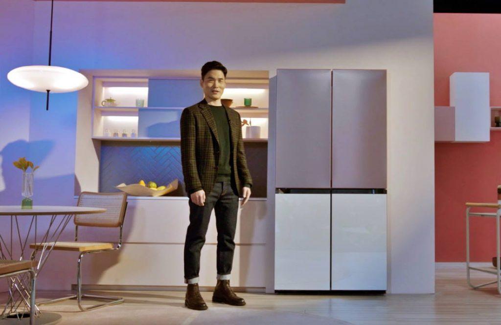 CES 2021 Samsung Bespoke