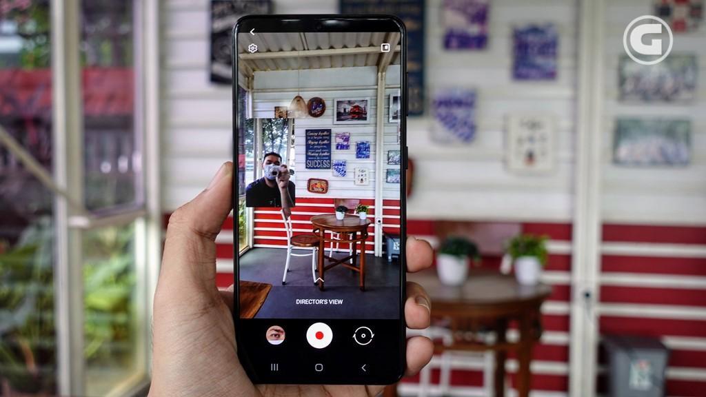 Kamera Galaxy S21 Plus