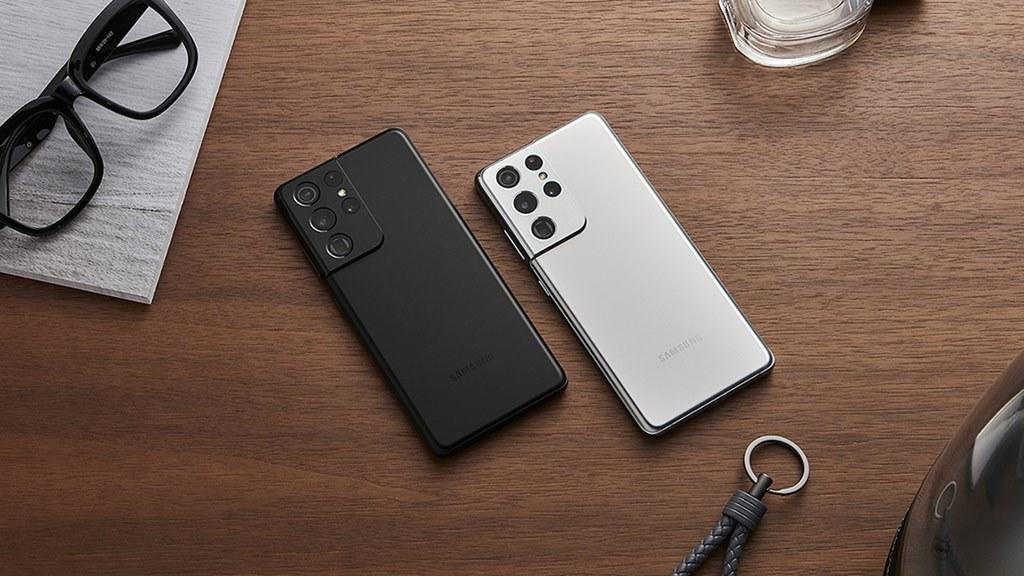 Kamera Samsung Galaxy S21 Ultra